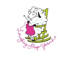 Laughing Sheep Yarns logo