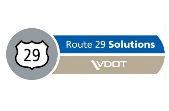 VDOT Route 29 Solutions Hillsdale Project