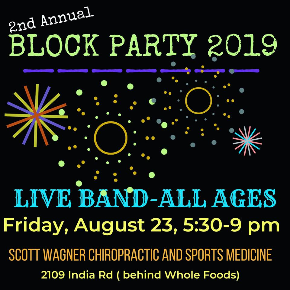 Block Party 2019 Friday August 23 2019