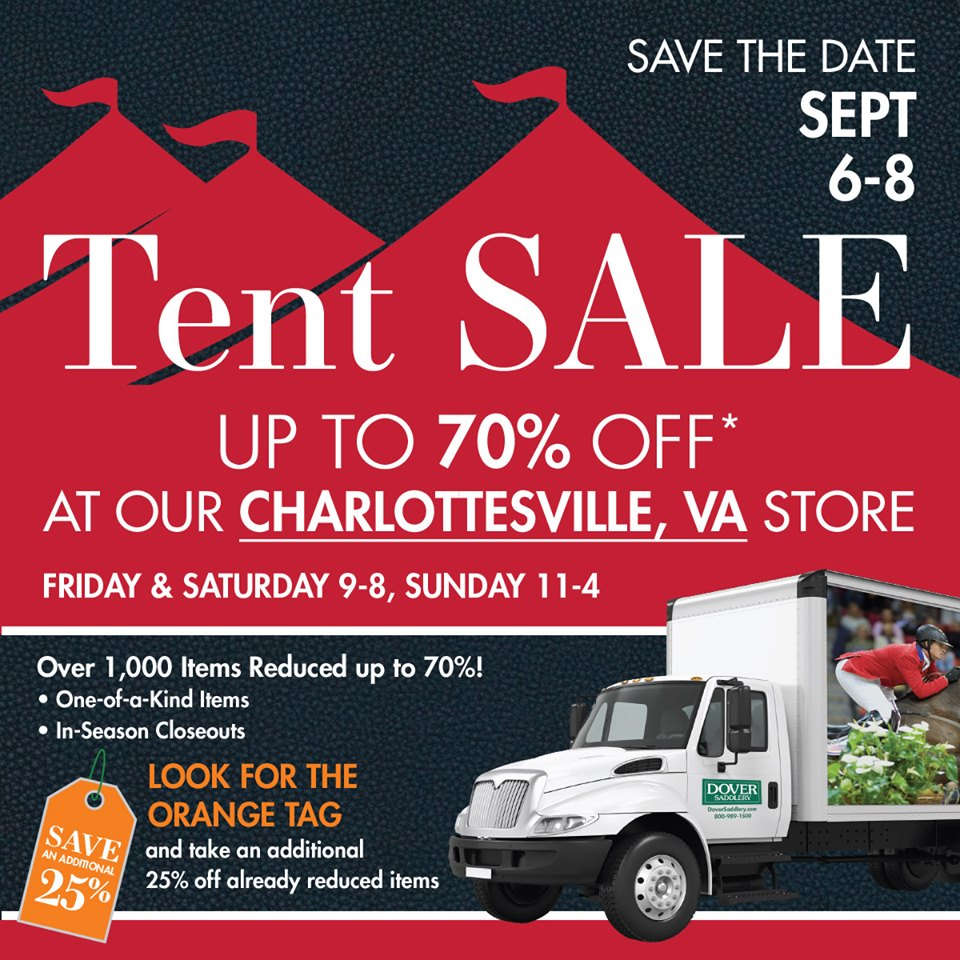 Tent Sale up to 70% Off
